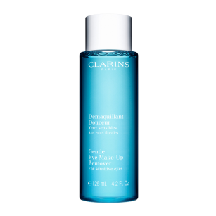 CLARINS LOTION DOUCE DEMAQUILLANTE EYE Delikatny płyn do demakijażu oczu 125ML