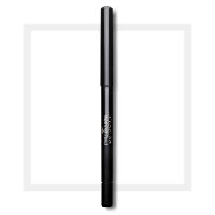 CLARINS WATERPROOF PENCIL EYELINER Wodoodporna kredka do oczu *01 Black tulip